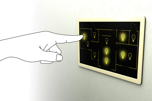 Modern light switches and creative light switch designs for Location eclairage exterieur