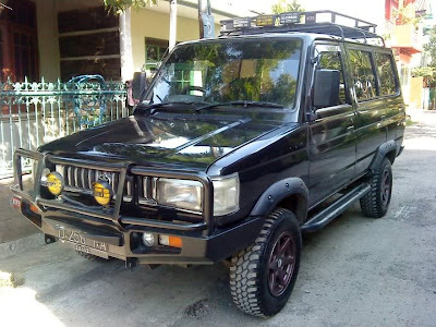 GAMBAR KIJANG SUPER MODIFIKASI OFF ROAD