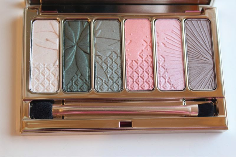 Clarins Garden Escape Collection for Spring 2015