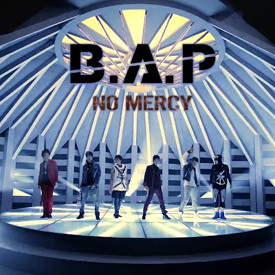 Kpop Nails | B.A.P's NO MERCY