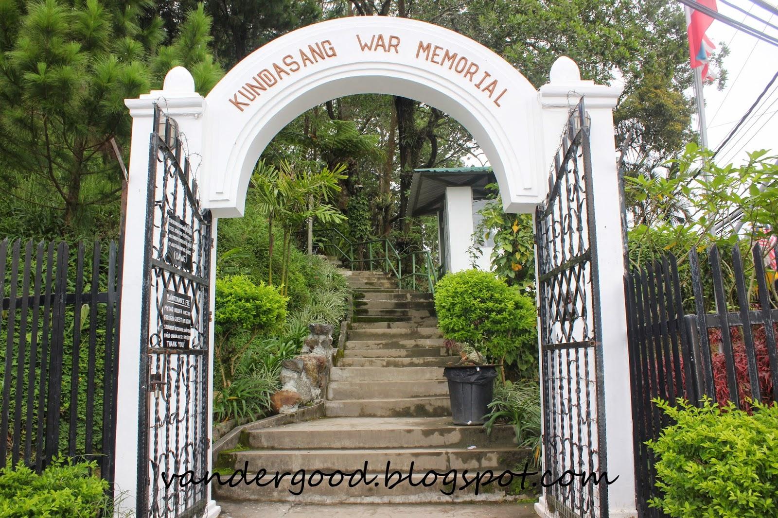 Tempat tempat menarik di Kundasang Ranau Sabah 3