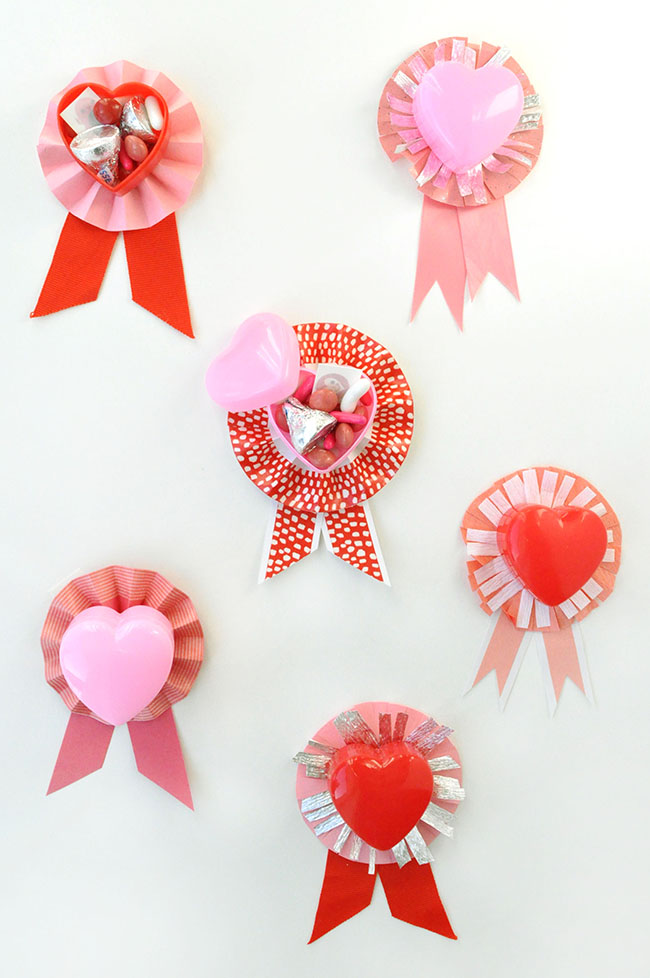 Valentine Ribbon Treats