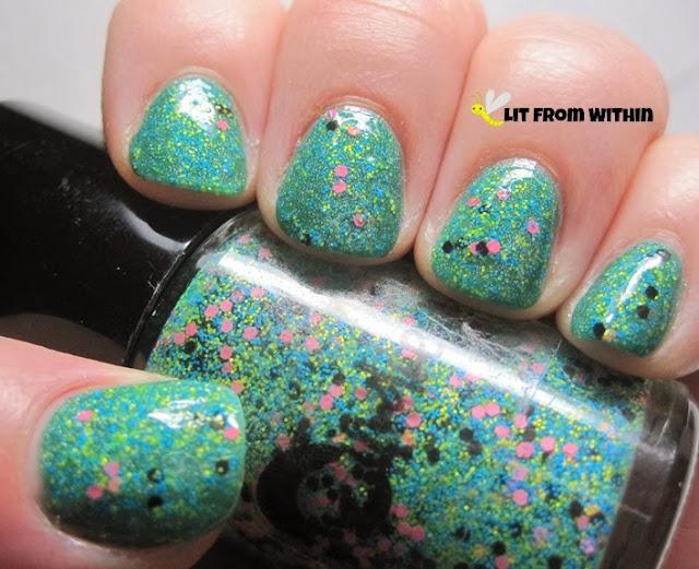 Jindie Nails BeTrixed