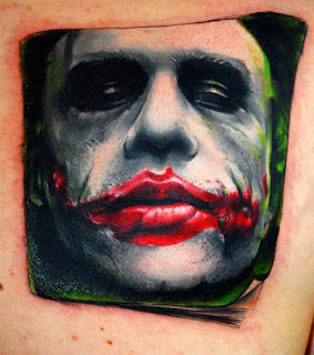 Joker Tattoos - Joker Tattoo Ideas