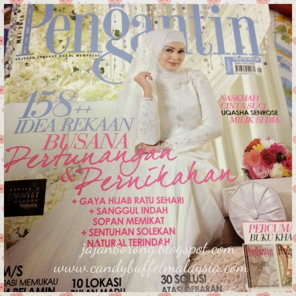 Majalah Pengantin Mei 2015