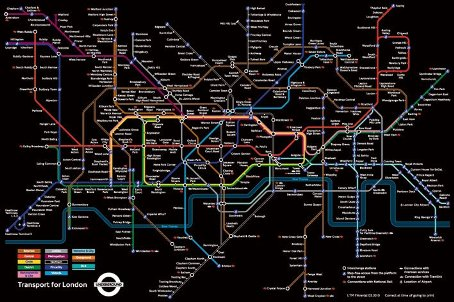 London Underground Maps