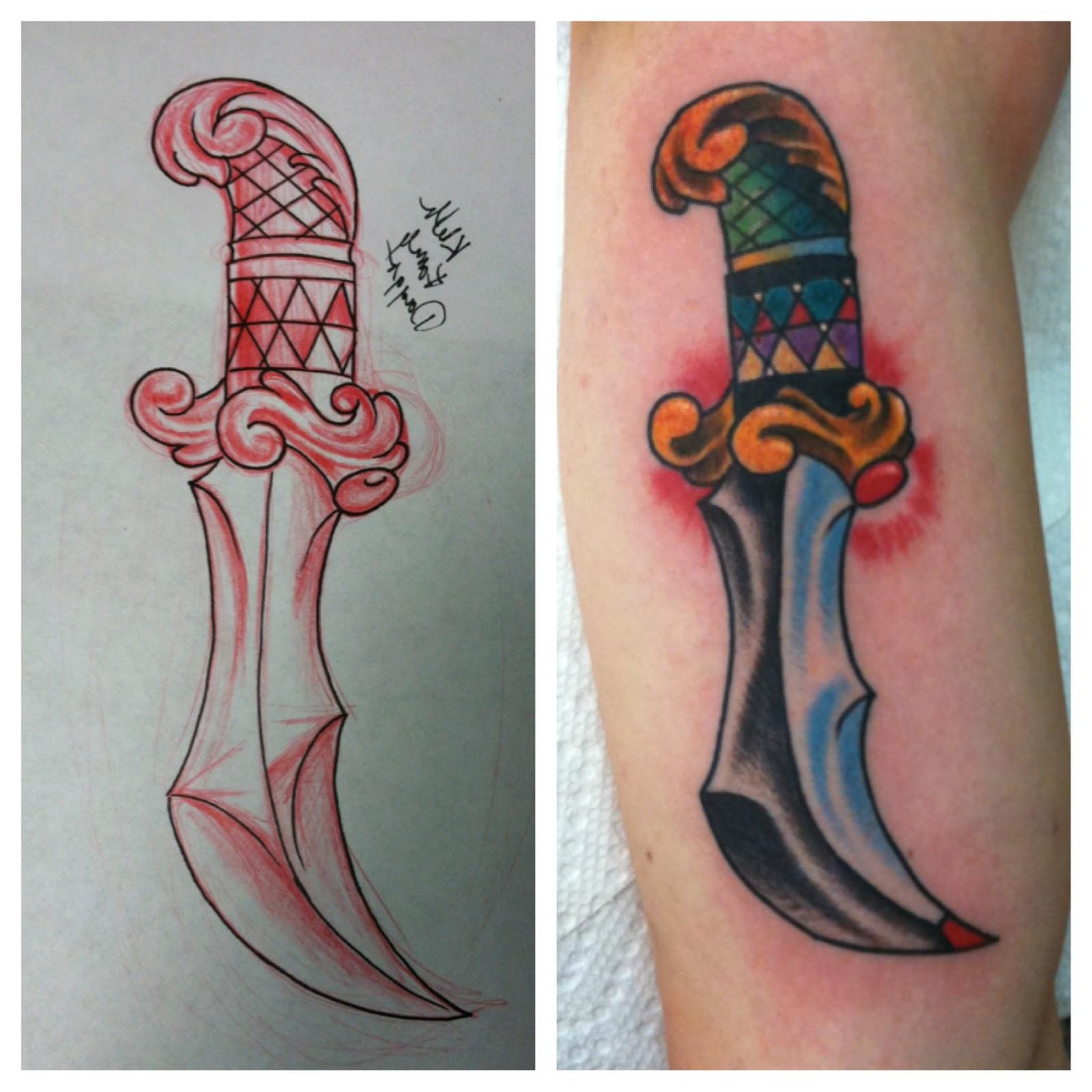 David Meek Tattoos: Re...