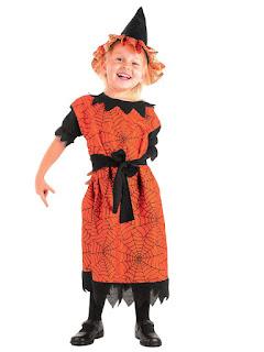 Halloween Kostume Kjole