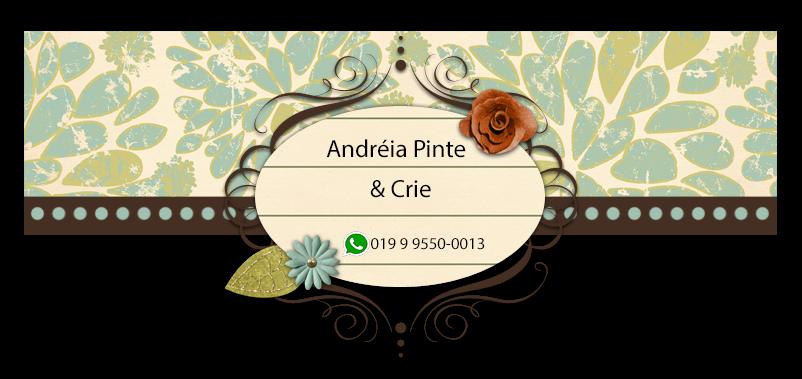 Andréia Pinte e Crie