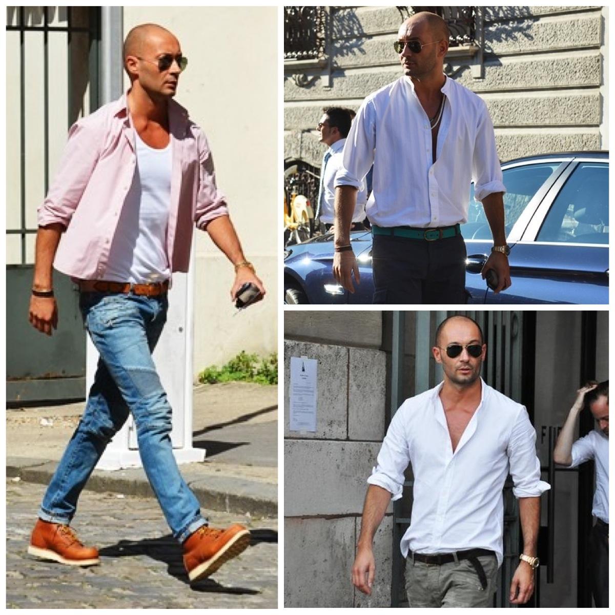 1000 Ideas About Bald Men Styles On Pinterest