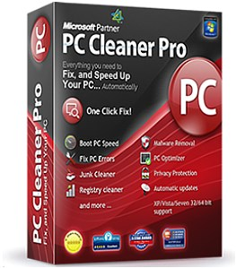 PC cleaner PRO2012 KEY serial key or number