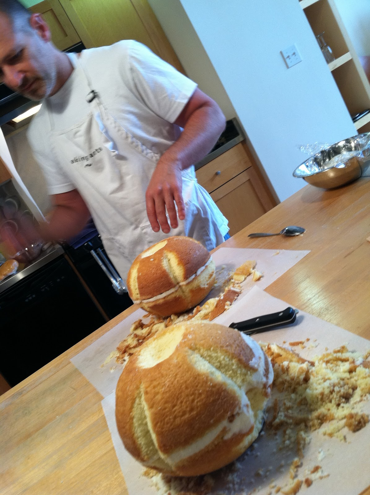 Cake Baking Class San Francisco