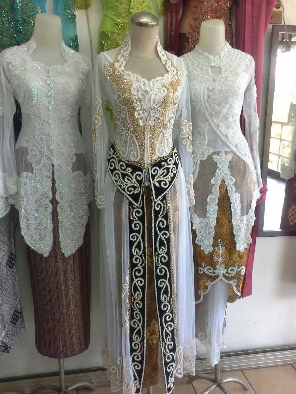 15 Model Kebaya Pengantin Warna 20 Model Kebaya Muslim