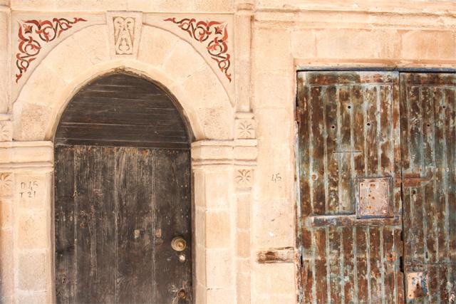 Portes marocaines