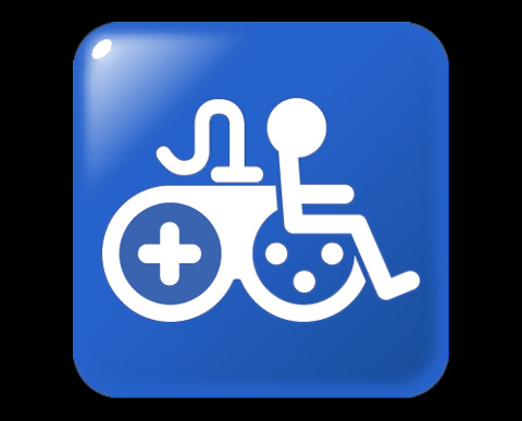 Game Accessibility Information Symbol