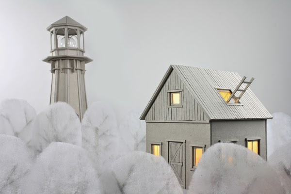 07-House-and-Lighthouse-Vera-van-Wolferen-Architectural-Cardboard-Night-Lights-www-designstack-co