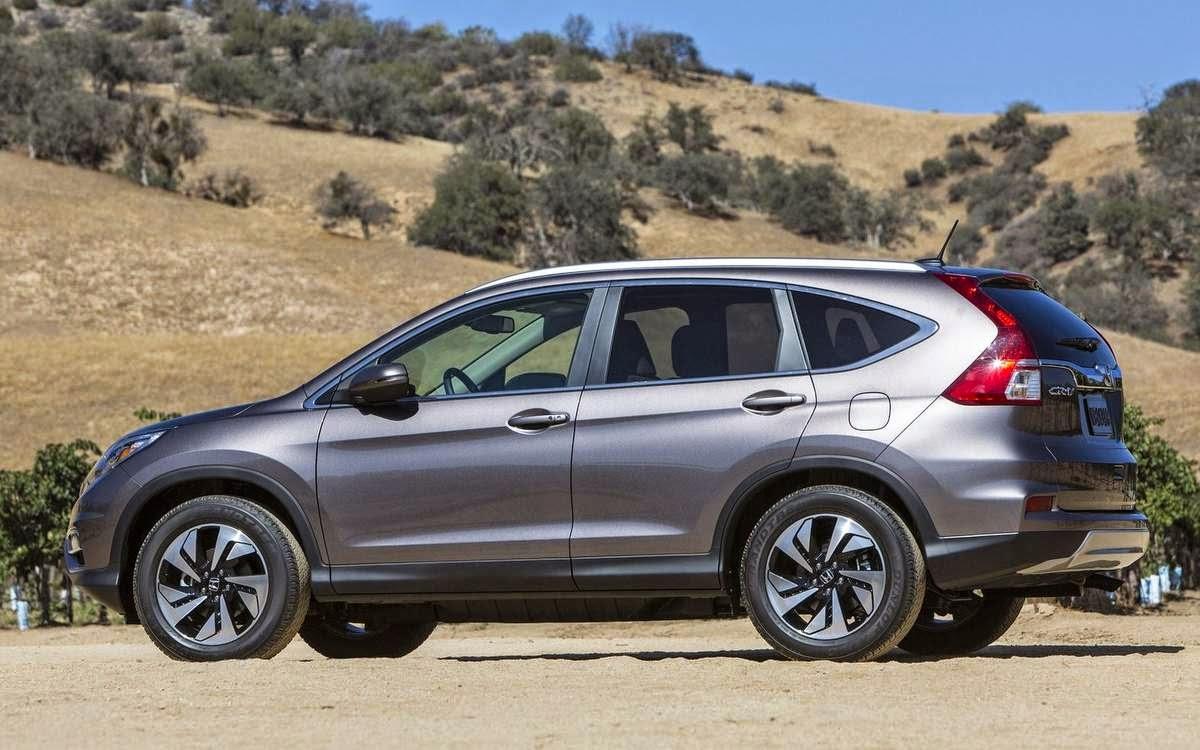 Novo Honda Crv 2015 lançamento EUA