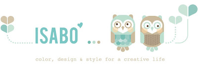 Isabo ★ Color, design & style for a creative life