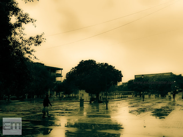 EscapeMater, Escape Matter, Rainy Day, Sector 17 Chandigarh