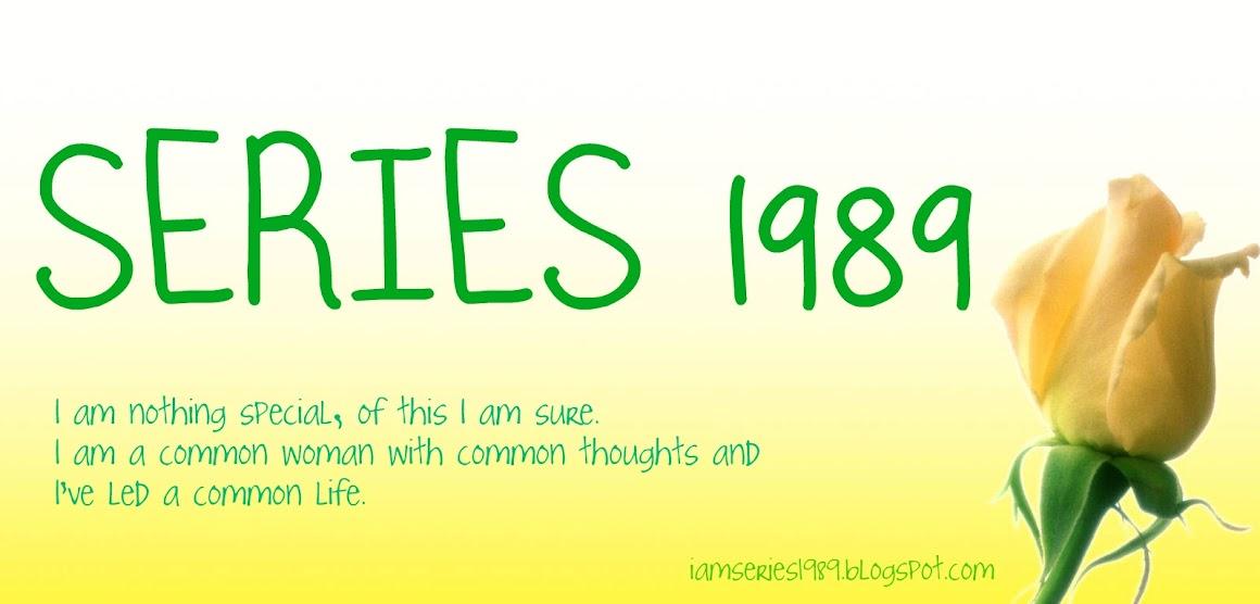 Series 1989