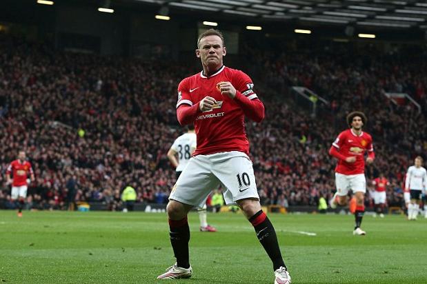 Rooney: Saya Selalu Bilang Posisi Terbaik Saya itu di Striker