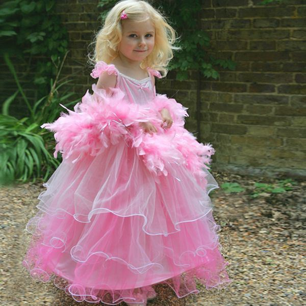 Fashion For Every One: Small Girls Party Wear New Style Summer ...