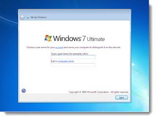 شرح تثبيت ويندوز 7 windows خطوة خطوة بالصور 16