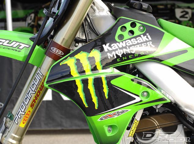 Ma Dirt Bike 125cc  Monster energy