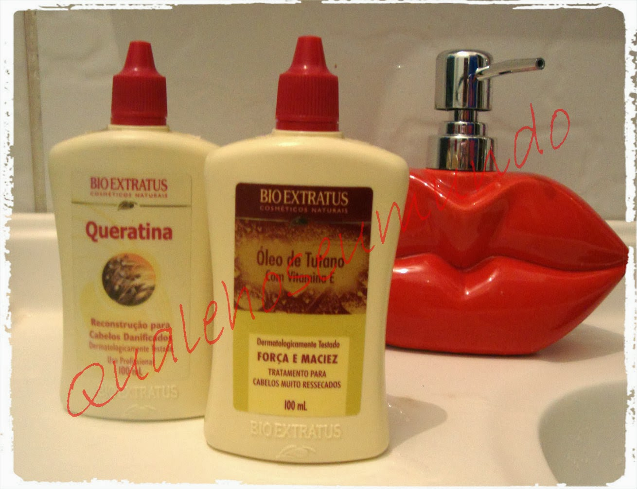 queratina e oleo de tutano