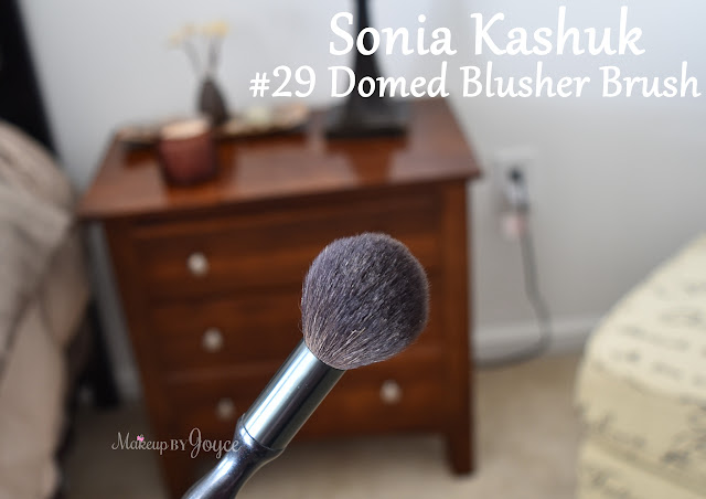Sonia Kashuk #29 Domed Blusher Brush Review