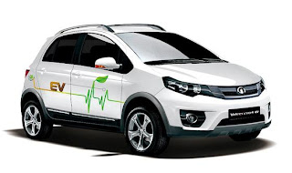 Great Wall Motors Voleex C20R EV, elettrica Made in China