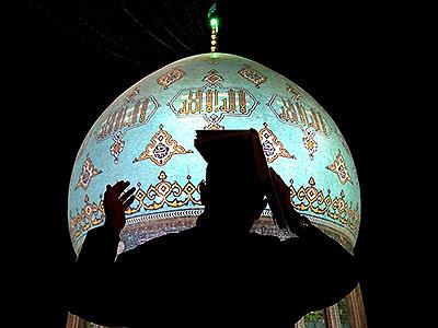 Laylat al-Qadr, Iran, Shabe ghadr, shabe qadr