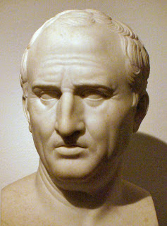 the influences on the life of marcus tullius cicero Free essay: cicero born marcus tullius cicero in arpinum (italy) in 106 bc, he became a writer, statesman, orator and philosopher he loved politics and he.