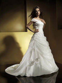 wedding dress bridal gownclass=fashioneble