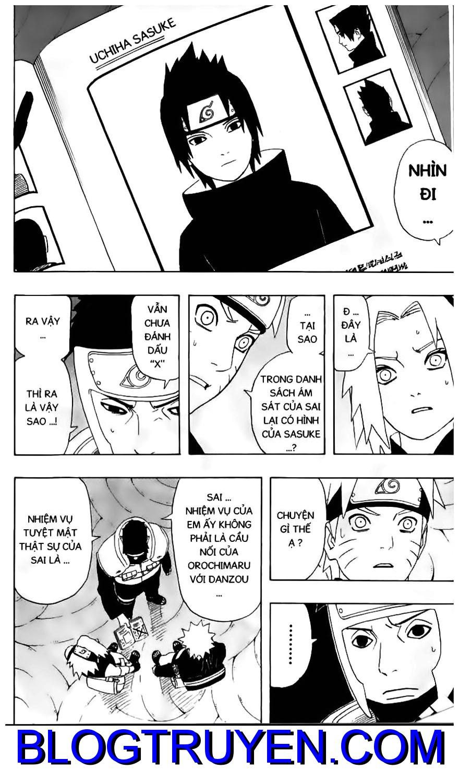 Naruto chap 305 Trang 6 - Mangak.info