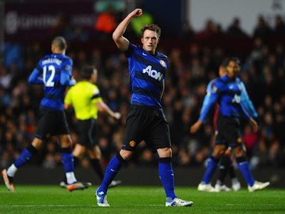 Aston Villa 0 - 1 Manchester United (2)