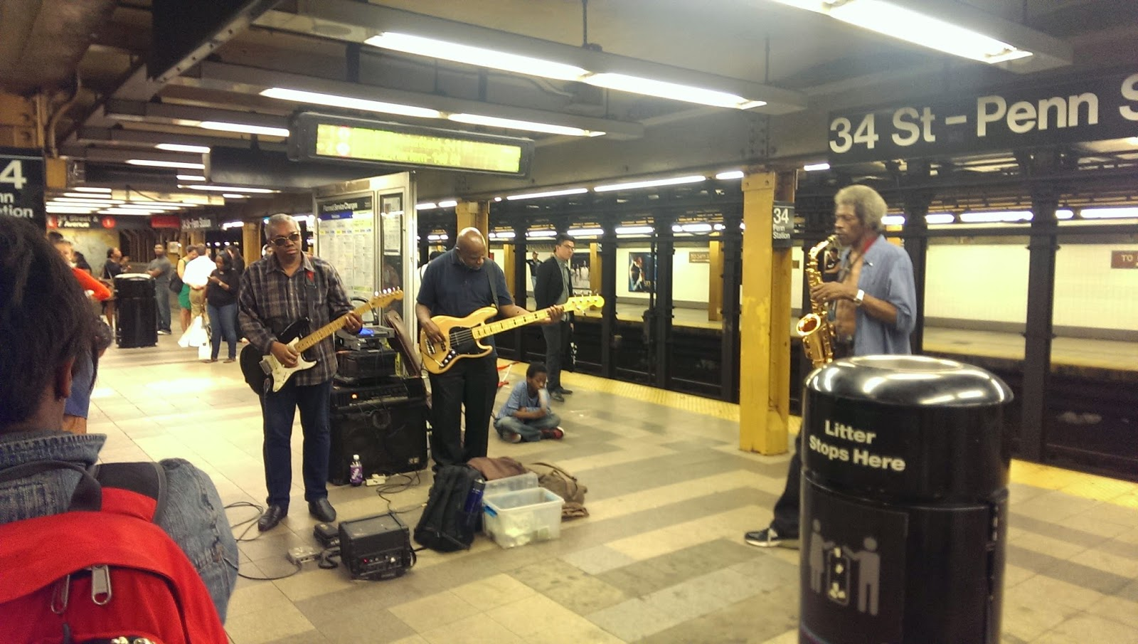 Best NYC Subway Musicians