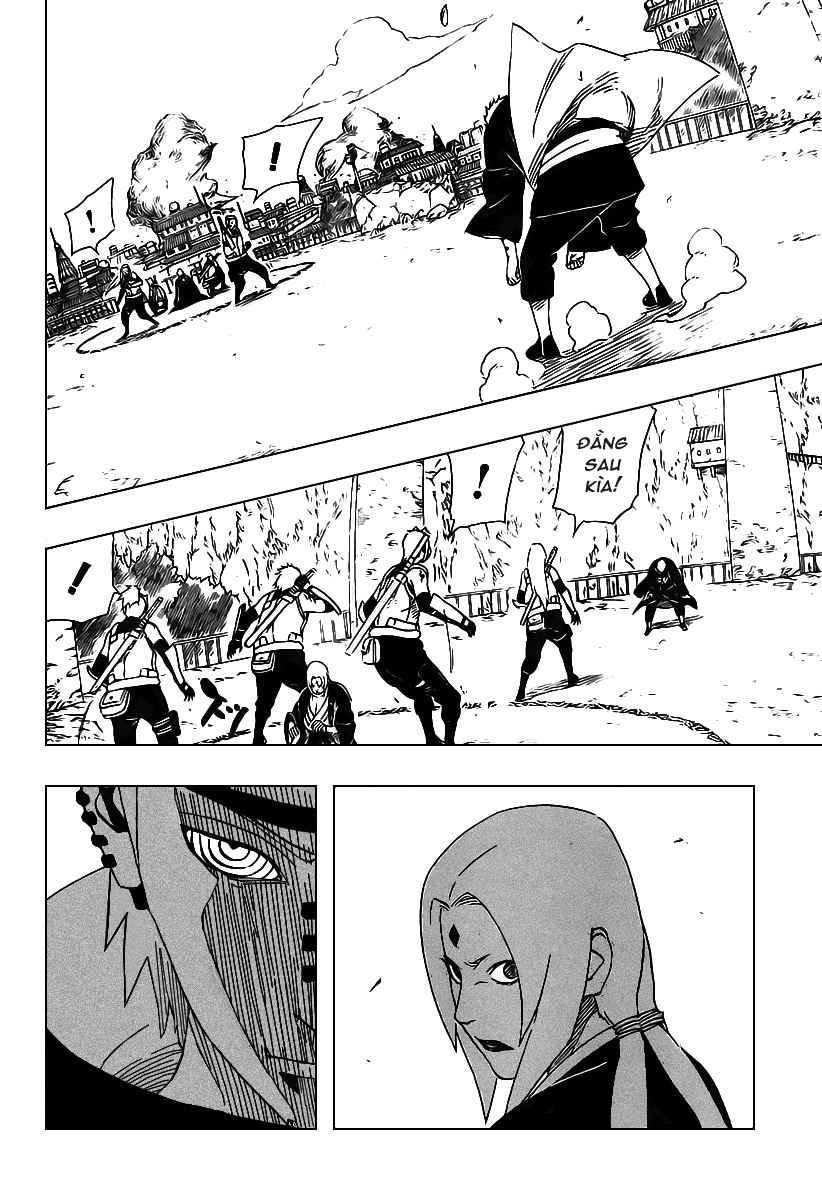 Naruto chap 427 Trang 16 - Mangak.info
