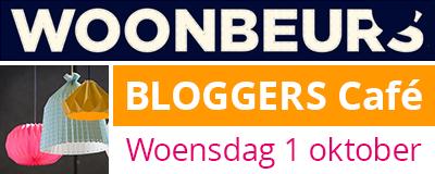 Woonbeurs Bloggerscafé