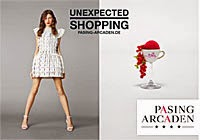 "Kampagne ""Unexpected Shopping"" in Pasing Arcaden - Start am 05.03.2015"