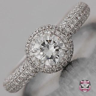 Vintage art deco 1920s engagement rings-Fay Cullen