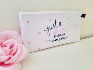 Ideas for #GirlBosses - Pencil Pouch