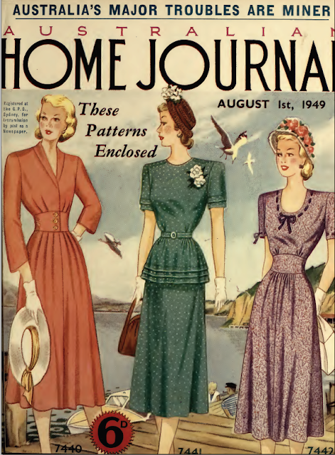 Australian Home Journal 1st August 1949