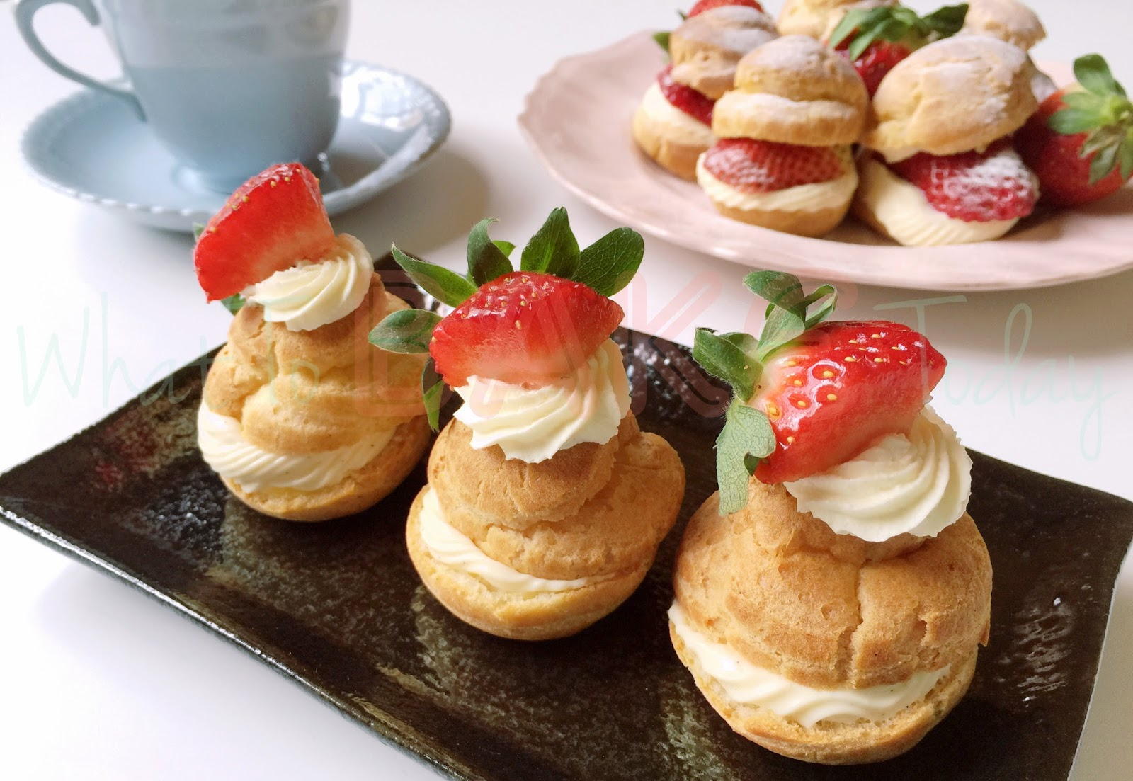 how to cook that choux pastry