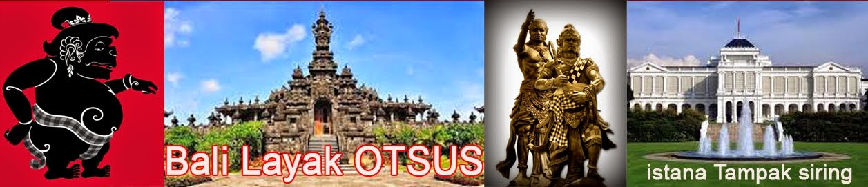 Bali Menuju Otonomi Khusus