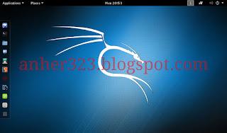 Live USB Kali Linux 2.0