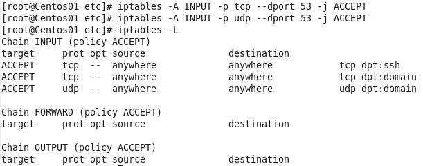 DNS traffic