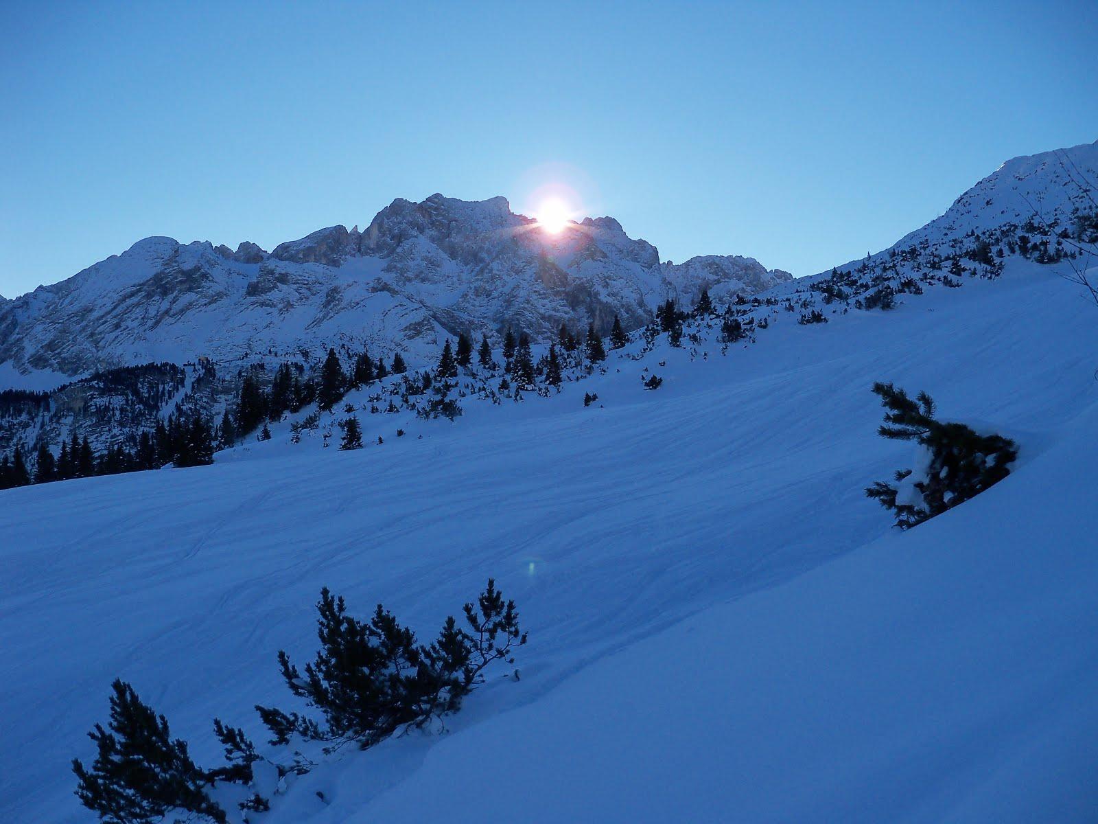 Skitour Stuiben
