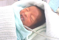 Irfan Naufal ~ New Born ( 2.0 kg)