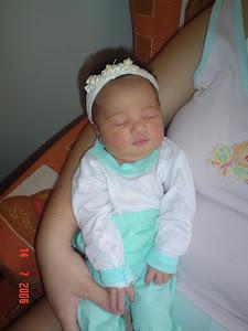 Nossa Princesa Thais chegou...